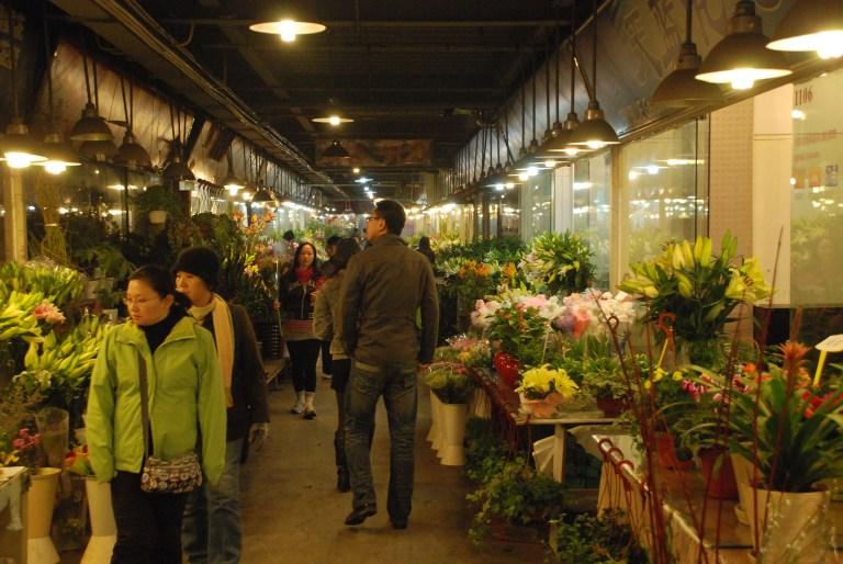 flowermarket-shangai