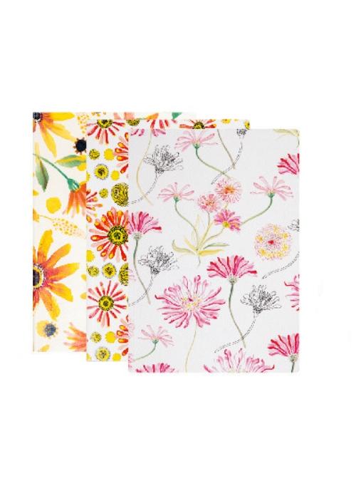 Flowerista quaderni fiori Romantic Flowers
