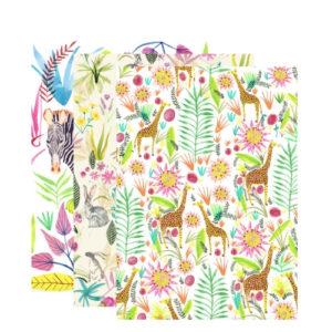 Flowerista quaderni Floral Jungle