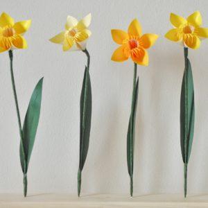 Flowerista - Fiorigami -lacampagnadiwilliamwordsworth