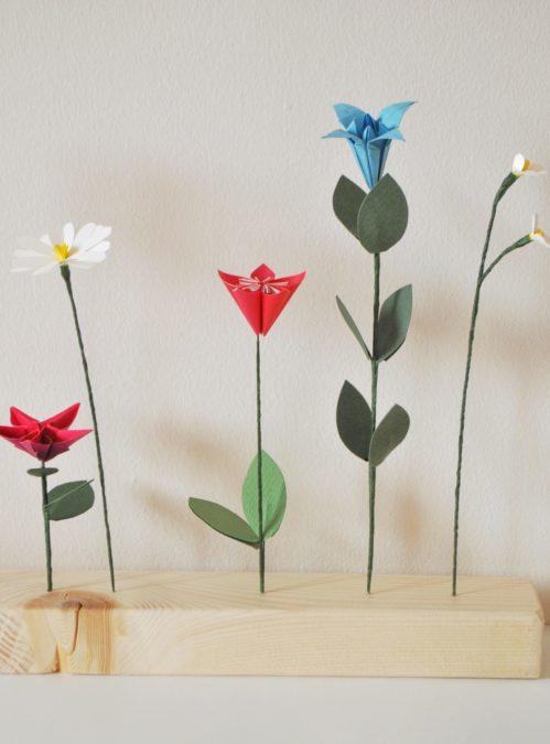 Flowerista - Fiorigami - nelgiardinodimonet