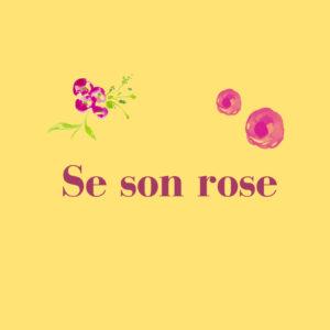se son rose consulenza flowerista