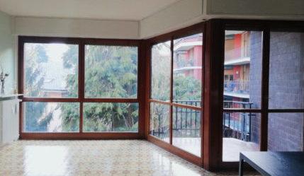 Flowerista salotto balcone - Casa dei fiori