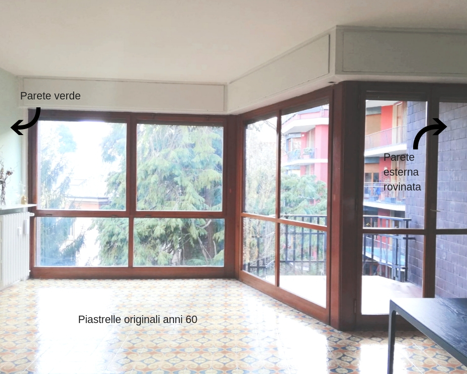 Flowerista - Salotto di casa - Casa dei fiori