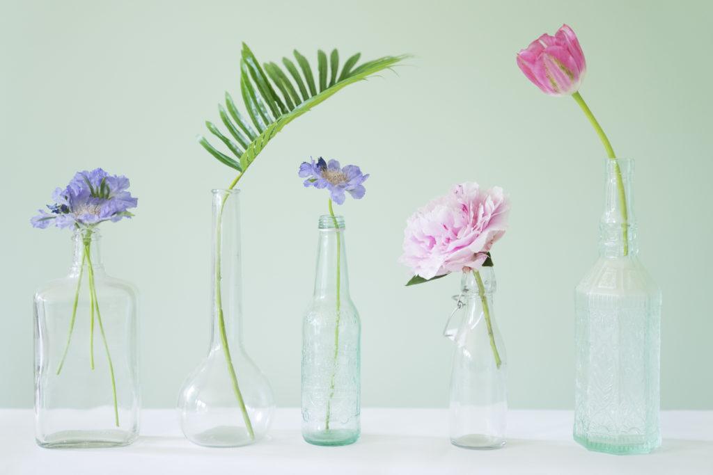creatività flowerista, shooting fotografico