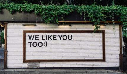 importanza dei like sui social
