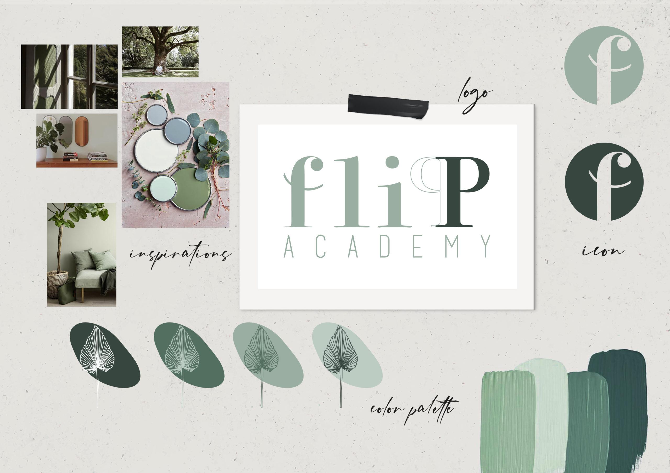 Moodboard Flip Academy Thecreativedesign Lab