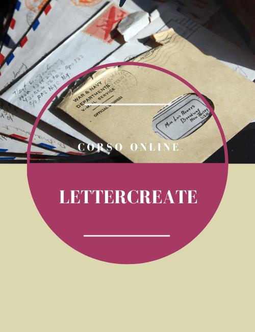 Corso online Lettercreate Mailchimp