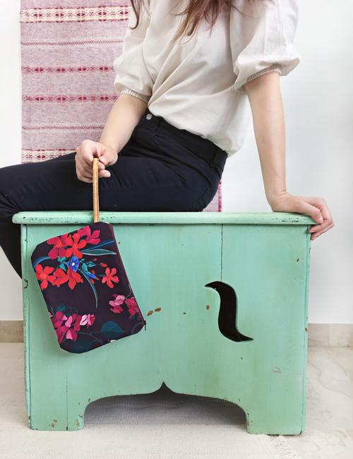 Oleandri Pochette-Miurcilla-Flowerista