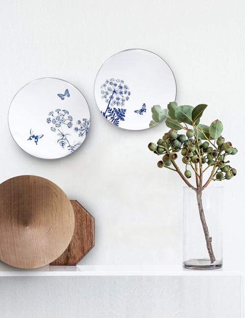 specchio thapsia BiCA Good Morning Design flowerista