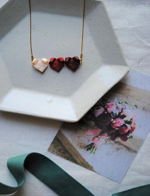 collana intrecci di carta-fiorigami-flowerista