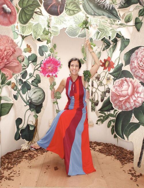 Francesca Meana-Pourquoi Pas Lab-Flowerista