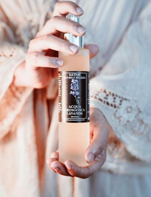 acqua aromatica lavanda- aurum naturae-boutique flowerista