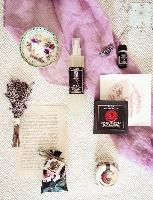 kit lavanda-aurum naturae- boutique flowerista