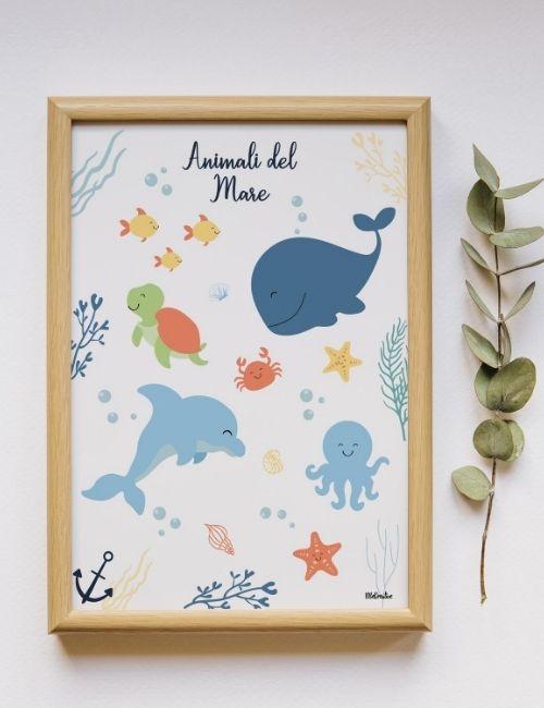 quadretto-animali-del-mare-bbecreative-boutique-flowerista1