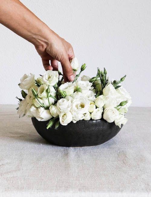 centrotavolaceramica-boutiqueflowerista-claireluneceramic
