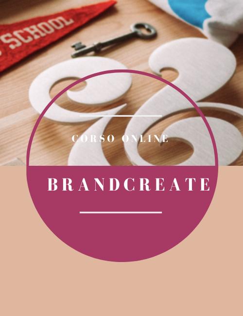 Corso online personal branding BrandCreate - Flowerista