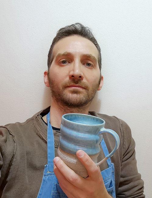 Massimo Bertin Primo Fuoco Ceramica