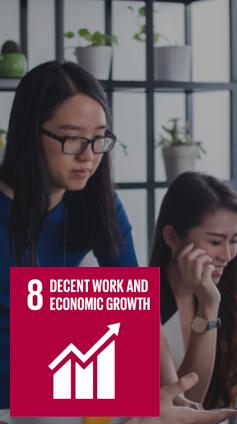 Sustainable Development Goals 8