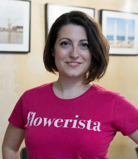 Sara Malaguti Flowerista