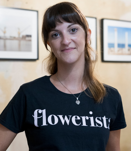 Isabella Pensa Flowerista