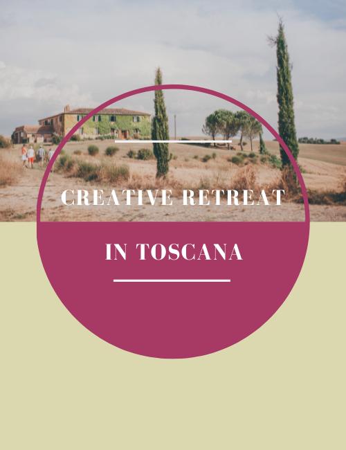 Creative Retreat in Toscana