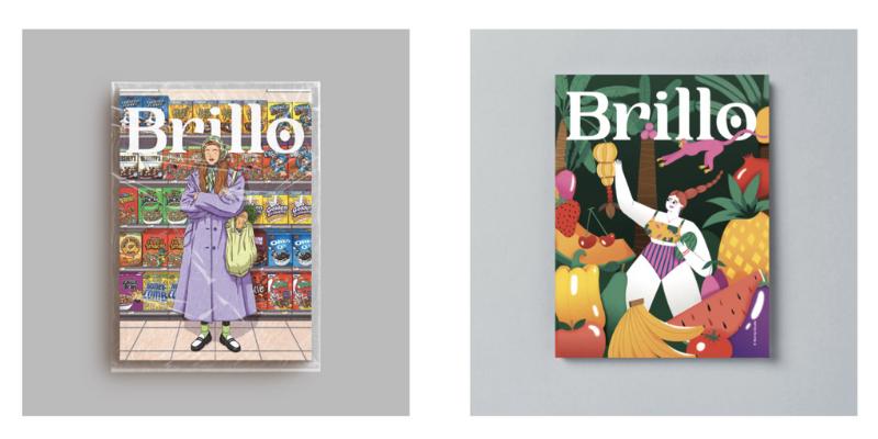 Brillo Magazine 1